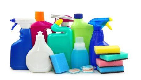 Faça produtos de limpeza