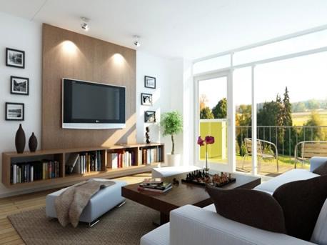 Limpeza sala e ambientes comuns