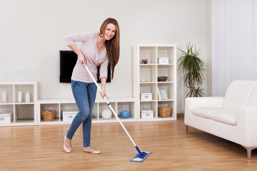 6 erros comuns na limpeza doméstica