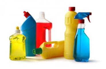 quais produtos de limpeza contem amonia