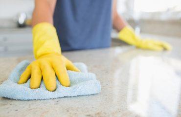 Tipos panos de limpeza